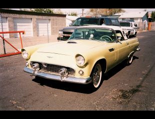 1956 FORD THUNDERBIRD CONVERTIBLE -  - 20072