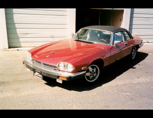 1988 JAGUAR XJSC CONVERTIBLE -  - 20073