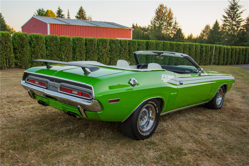 1971 Dodge Challenger Convertible 200737
