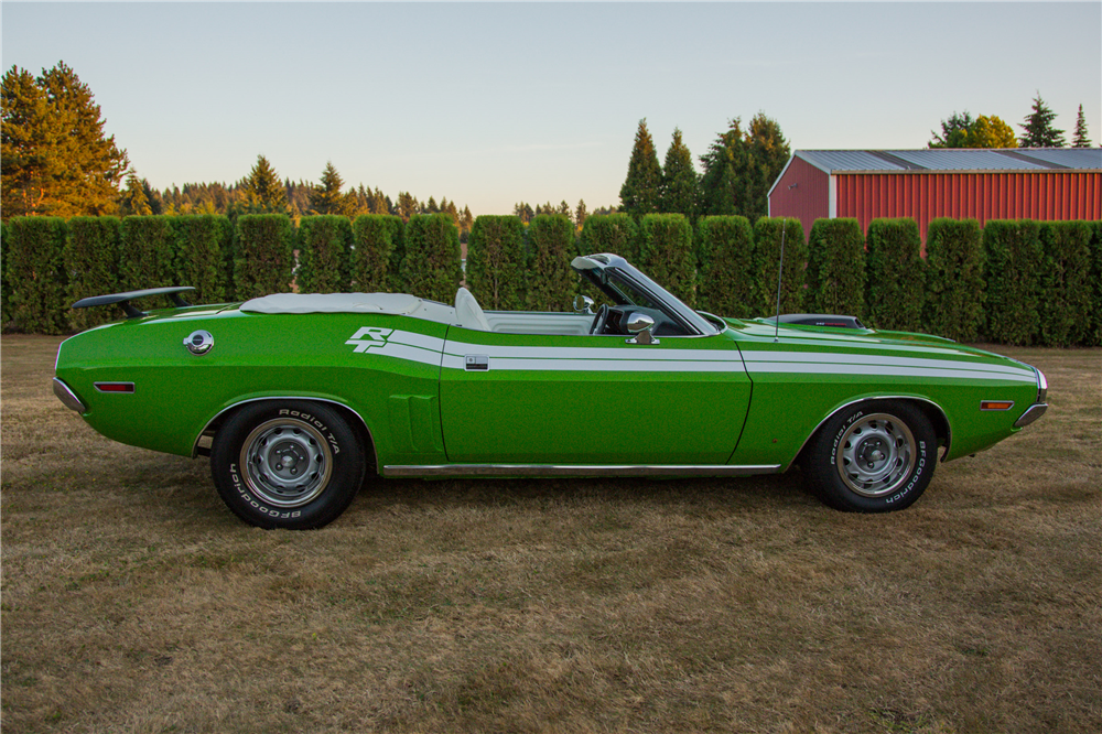 1971 dodge challenger convertible 200737. Black Bedroom Furniture Sets. Home Design Ideas