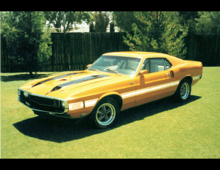 1970 SHELBY GT500 FASTBACK -  - 20075