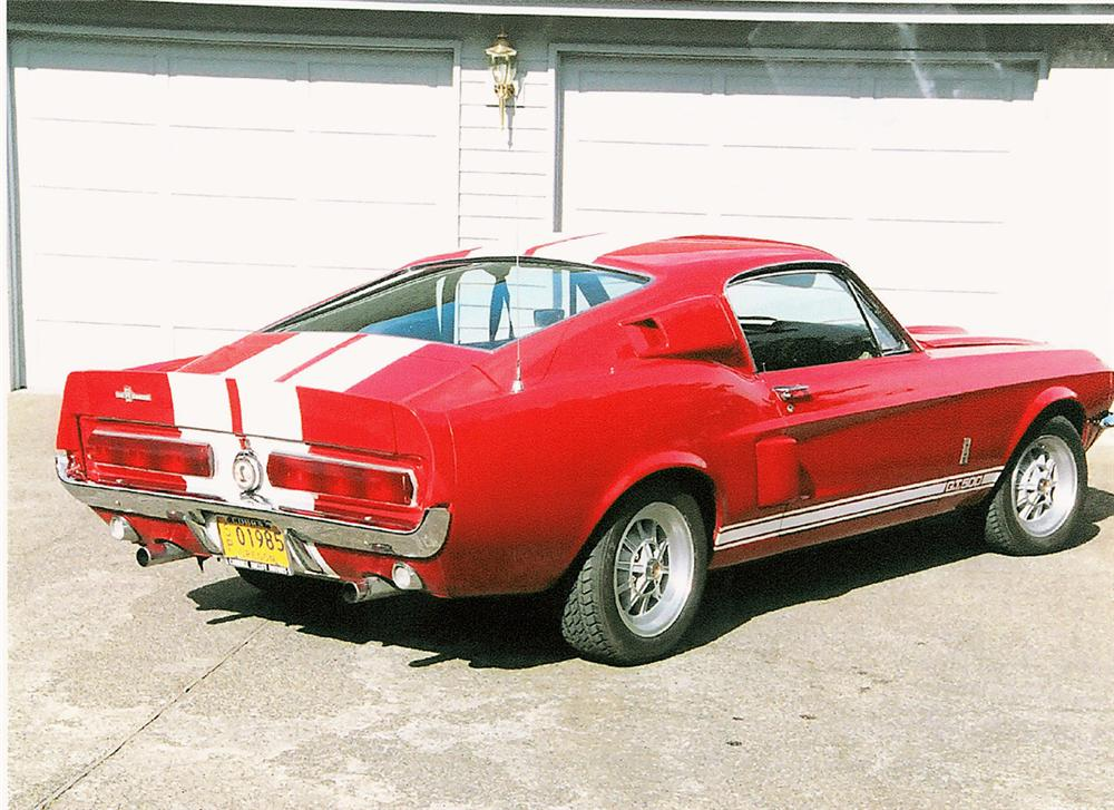 1967 SHELBY GT500 FASTBACK - 20081