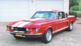 1967 SHELBY GT500 FASTBACK -  - 20081