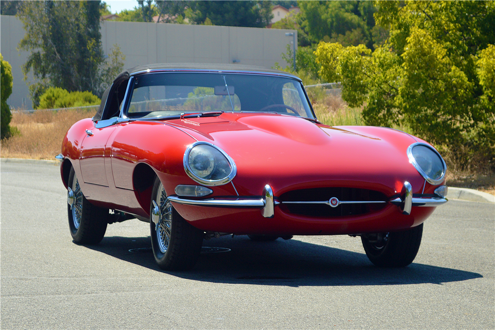 1966 JAGUAR XKE SERIES I ROADSTER   Misc 2   200816 ...