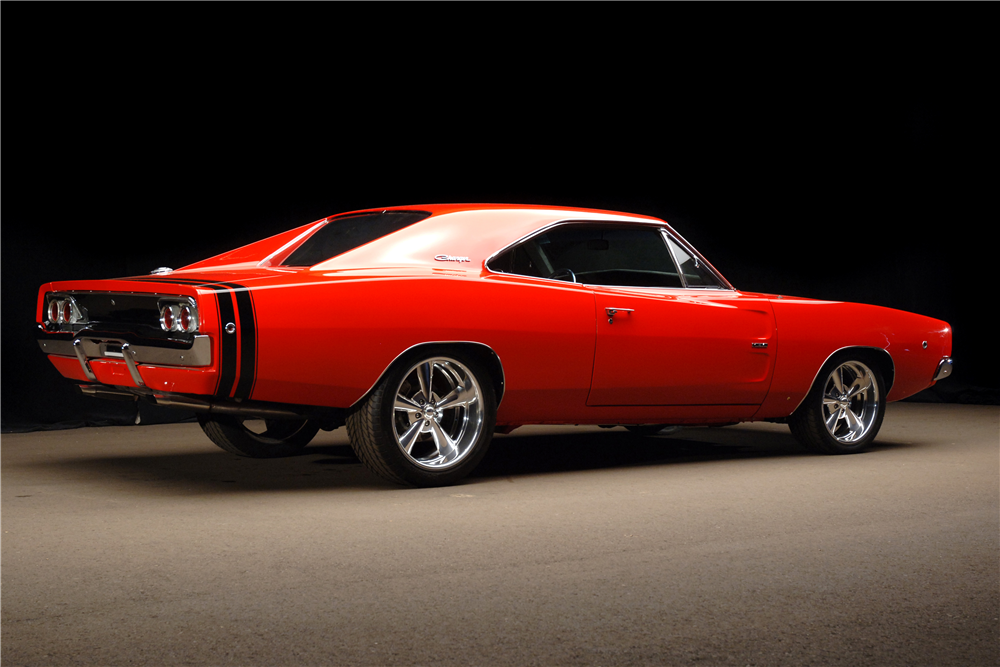 What Is Mopar >> 1968 DODGE CHARGER CUSTOM HARDTOP - 200828