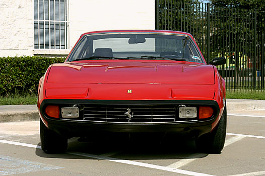 1972 FERRARI 365 GTC/4 UNKNOWN - Engine - 20086