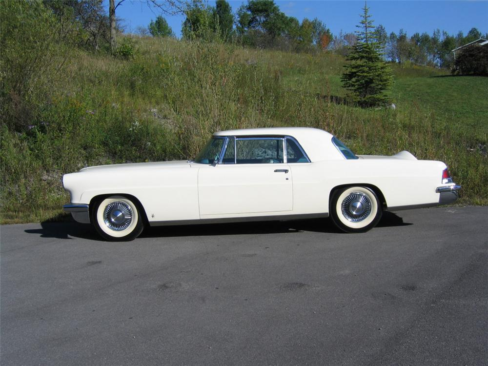 1957 LINCOLN CONTINENTAL MARK II 2 DOOR HARDTOP - 20088