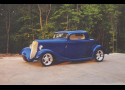 1934 FORD 3 WINDOW CUSTOM COUPE -  - 20095