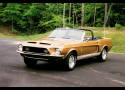1968 SHELBY GT350 CONVERTIBLE -  - 20099