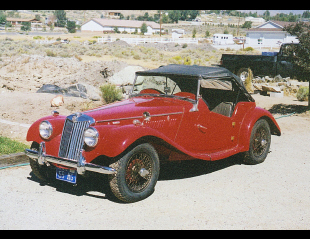 1955 MG TF CONVERTIBLE -  - 20102