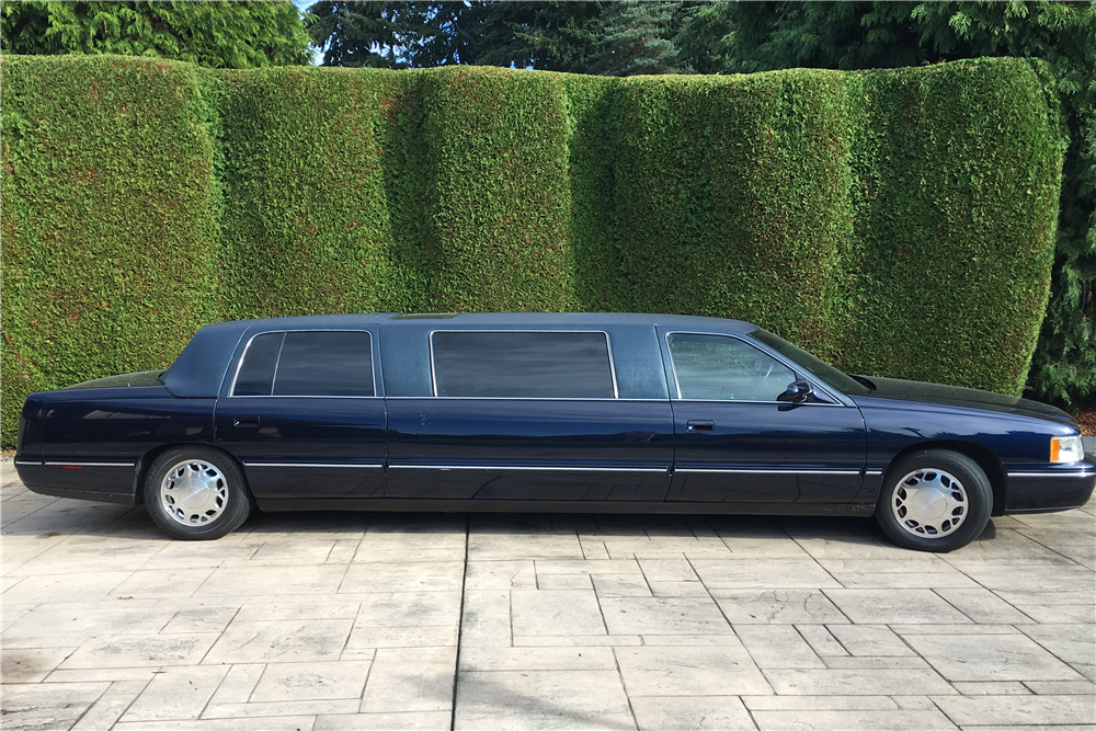 1999 Cadillac Sedan De Ville 70 Stretch Limo