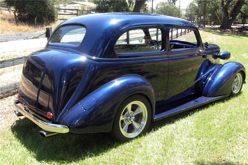 1938 chevrolet master deluxe custom sedan 201119 for 1938 chevrolet master deluxe 4 door for sale
