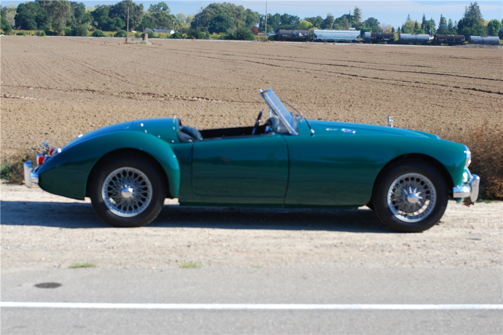 1962 MG MGA MARK II ROADSTER