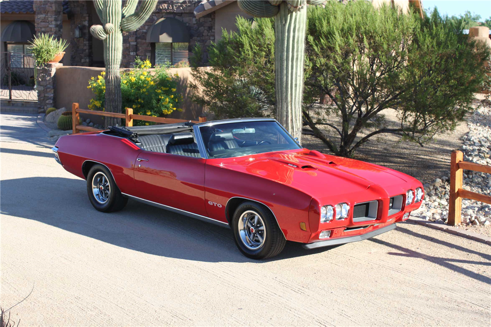 1970 pontiac gto convertible 201285. Black Bedroom Furniture Sets. Home Design Ideas