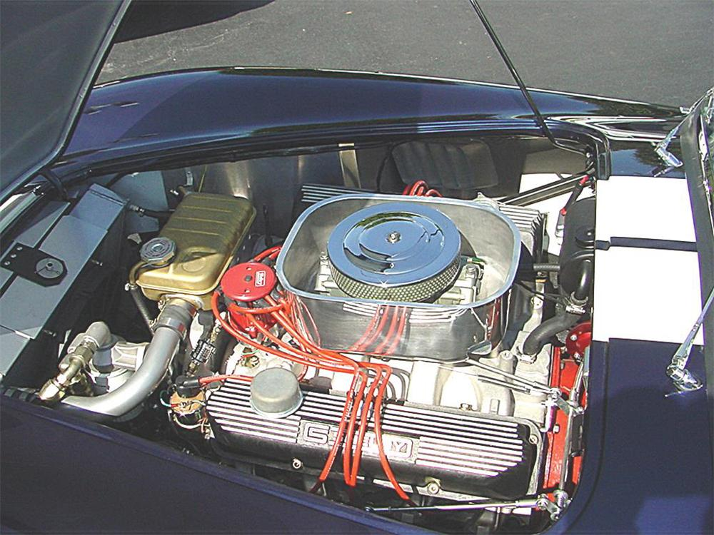 1965 SHELBY ROADSTER - Engine - 20132