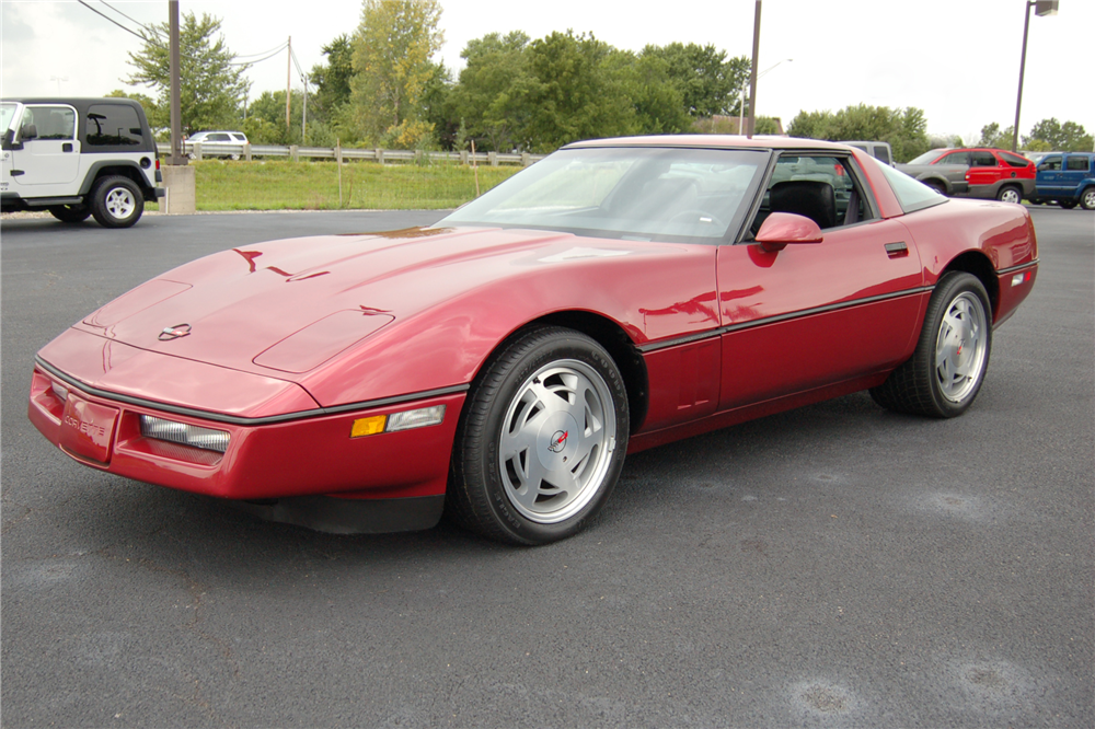 1989 corvette owners manual pdf