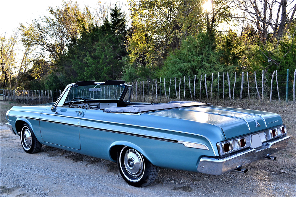 1964 Dodge Polara Convertible 201437