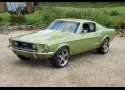 1968 FORD MUSTANG CUSTOM FASTBACK -  - 20145