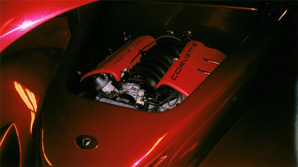 1937 FORD CONVERTIBLE - Engine - 20149