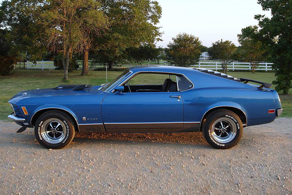 2018 Mustang Mach 1 >> 1970 FORD MUSTANG MACH 1 'T5' FASTBACK - 201551