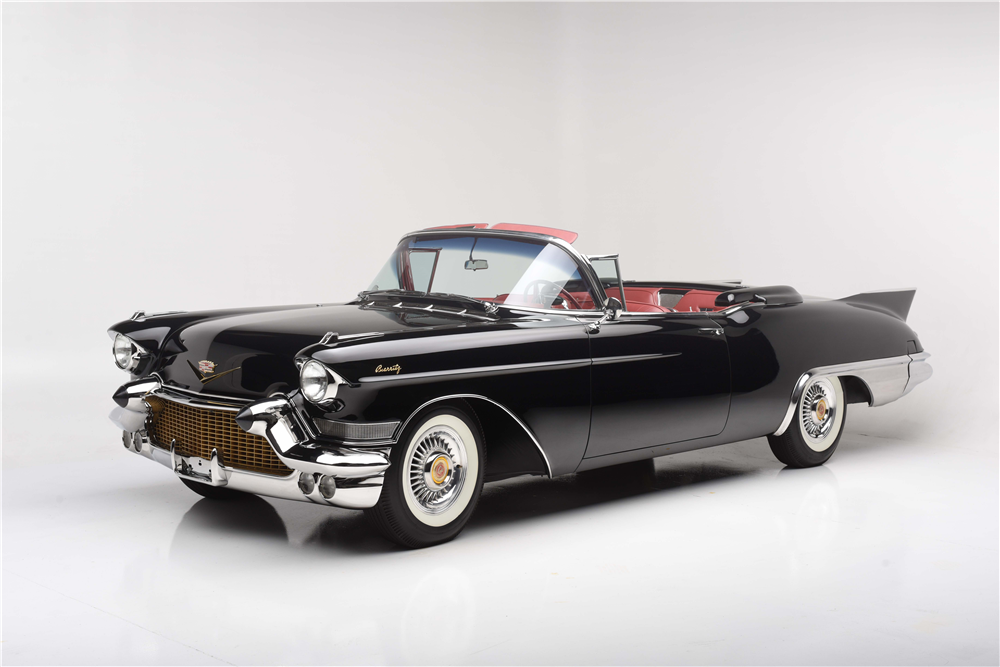 1957 cadillac eldorado biarritz - photo #16