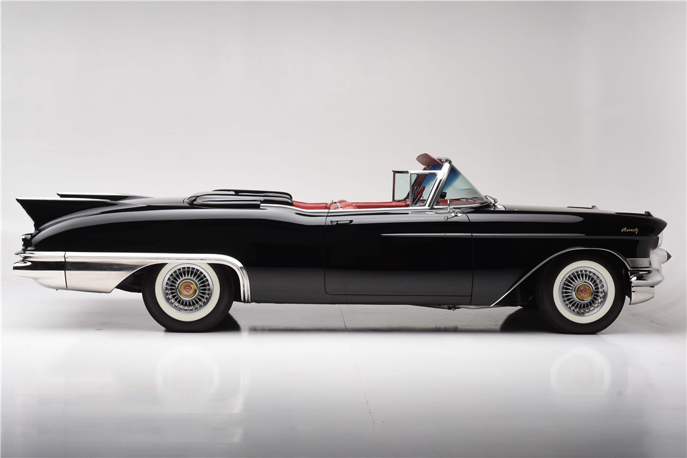 1957 cadillac eldorado biarritz - photo #44