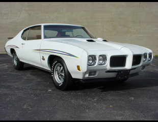 1970 PONTIAC GTO JUDGE 2 DOOR HARDTOP -  - 20162