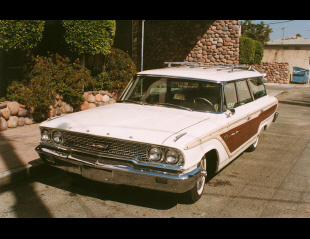 1963 FORD COUNTRY SQUIRE STATION WAGON -  - 20171