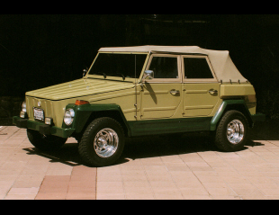 1974 VOLKSWAGEN THING CONVERTIBLE -  - 20173