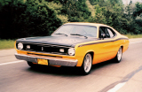 1971 PLYMOUTH VALIANT DUSTER HARDTOP -  - 20198