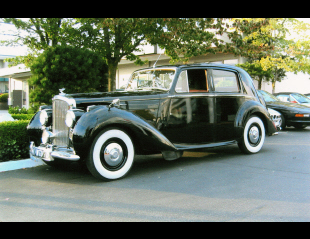 1951 BENTLEY MARK VI SALOON -  - 20202