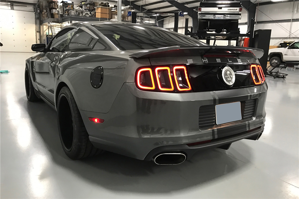 2014 FORD MUSTANG SHELBY GT500 - 202104