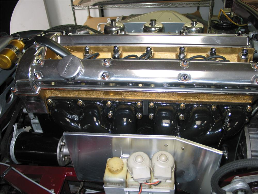 1964 JAGUAR XKE ROADSTER - Engine - 20214