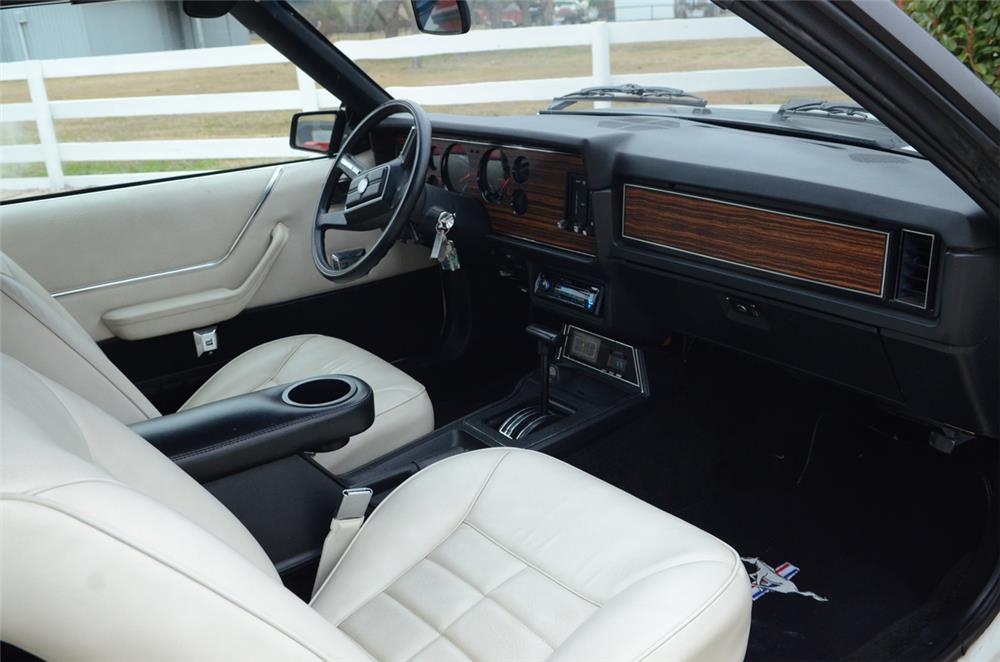 Triple A Car Insurance >> 1983 FORD MUSTANG CONVERTIBLE - 202160