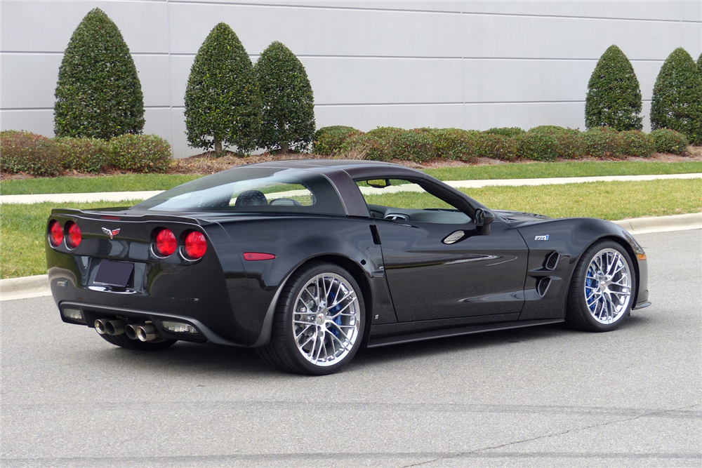 2009 CHEVROLET CORVETTE ZR1 - 202183