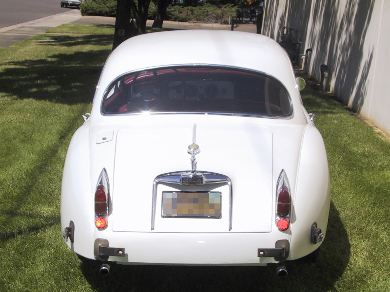 1961 JAGUAR XK 150 SE 3.8 COUPE - Rear 3/4 - 20220
