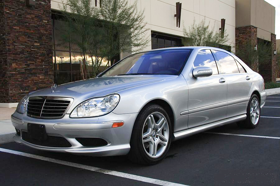 2006 mercedes benz s430 4 door sedan 202215