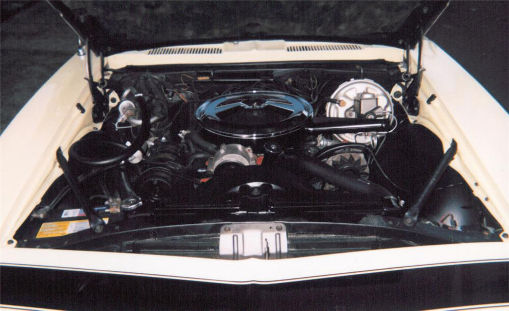 1967 CHEVROLET CAMARO RS/SS COUPE - Engine - 20223