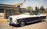 1956 STUDEBAKER GOLDEN HAWK COUPE -  - 20225
