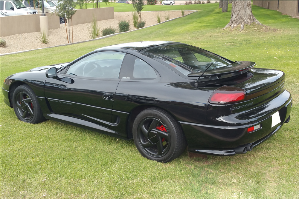 1991 dodge stealth r t twin turbo awd 202281. Black Bedroom Furniture Sets. Home Design Ideas