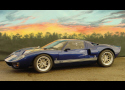 1966 FORD GT40 RE-CREATION COUPE -  - 20232