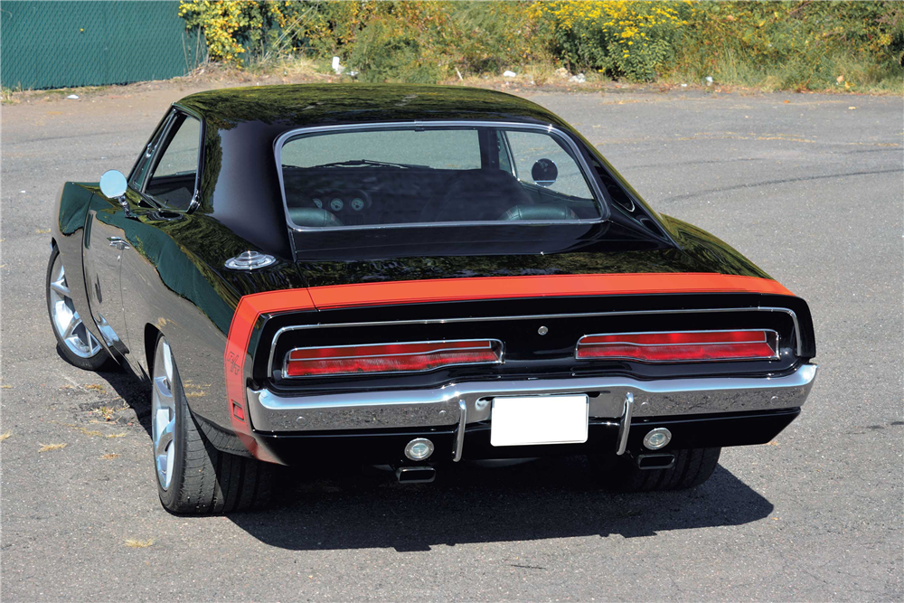 1969 DODGE CHARGER CUSTOM COUPE - 202426
