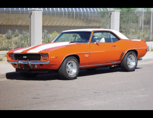 1969 CHEVROLET CAMARO RS/SS COUPE -  - 20246