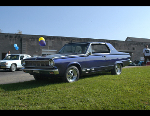 1965 DODGE DART GT 2 DOOR HARDTOP -  - 20251