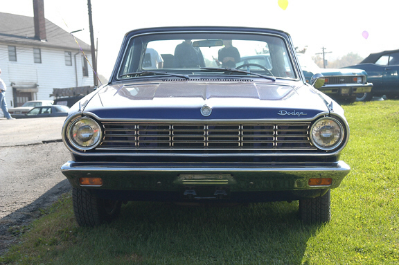 1965 DODGE DART GT 2 DOOR HARDTOP - Side Profile - 20251