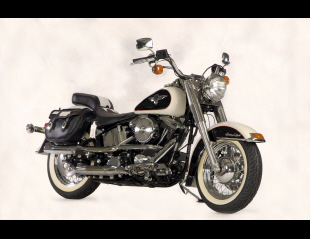 1993 HARLEY-DAVIDSON COW GLIDE MOTORCYCLE -  - 20260