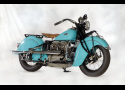 1940 INDIAN IN LINE MOTORCYCLE -  - 20268