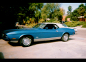 1973 FORD MUSTANG CONVERTIBLE -  - 20277