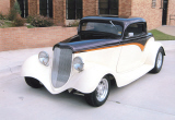 1933 FORD 3 WINDOW COUPE STREET ROD -  - 20287
