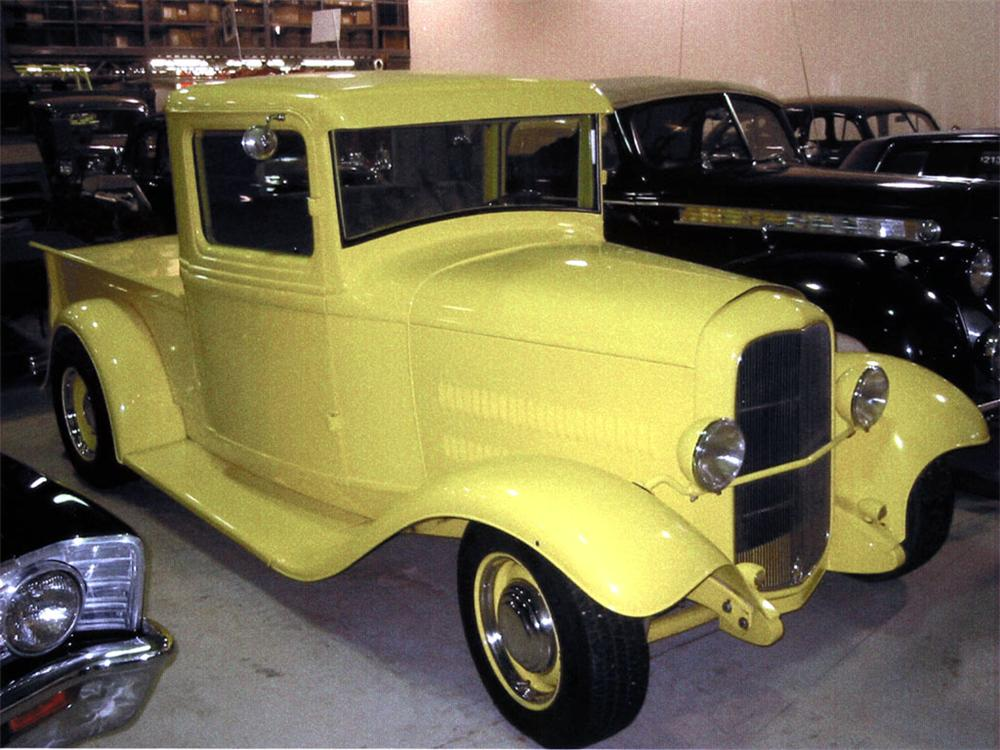 1934 FORD HOT ROD 1/2 TON PICKUP - Front 3/4 - 20288